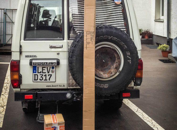 4x4 travel reisen campen markiese Zelt nakatanenga