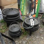 pootjie potje dutch oven kochen campen outdoor
