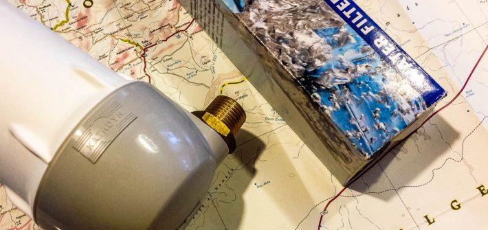 Katadyn Superdyn wasserfilter wasseraufbereitung trinkwasser survival